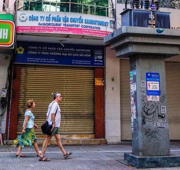 Công ty CP vận chuyển Saigontourist chuyển nhượng trái phép trụ sở còn ký hợp đồng với điều khoản đòi giữ bí mật - Ảnh 1.