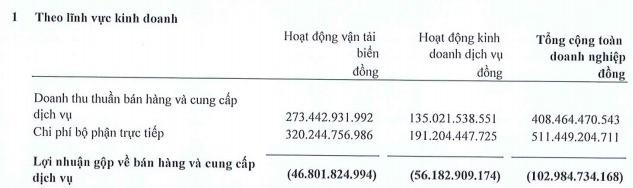 Vinalines bán tống hơn 13 triệu cổ phần Vitranschart (VST) với giá khởi điểm 1.200 đồng/cp - Ảnh 1.