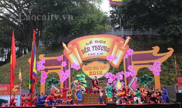 Thành phố Lào Cai tổ chức các hoạt động mừng Đảng, mừng Xuân năm 2019 - Ảnh 1.
