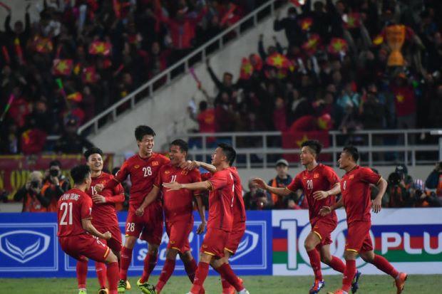 Báo Malaysia: Bàn thắng sớm của Việt Nam chôn vùi giấc mộng AFF Cup của Malaysia - Ảnh 1.