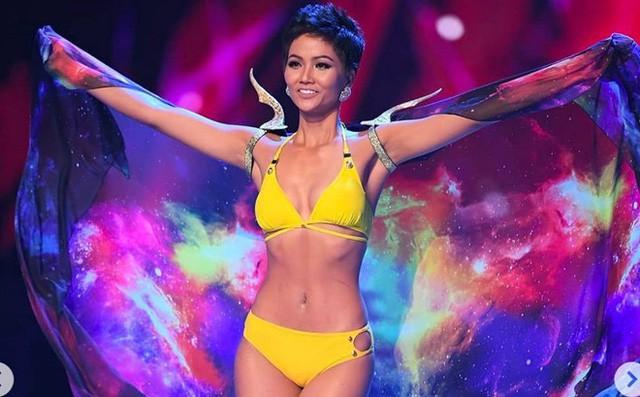 Tạo nên lịch sử cho sắc đẹp Việt Nam, Hoa hậu H'Hen Niê được viết tặng riêng ca khúc - Ảnh 6.