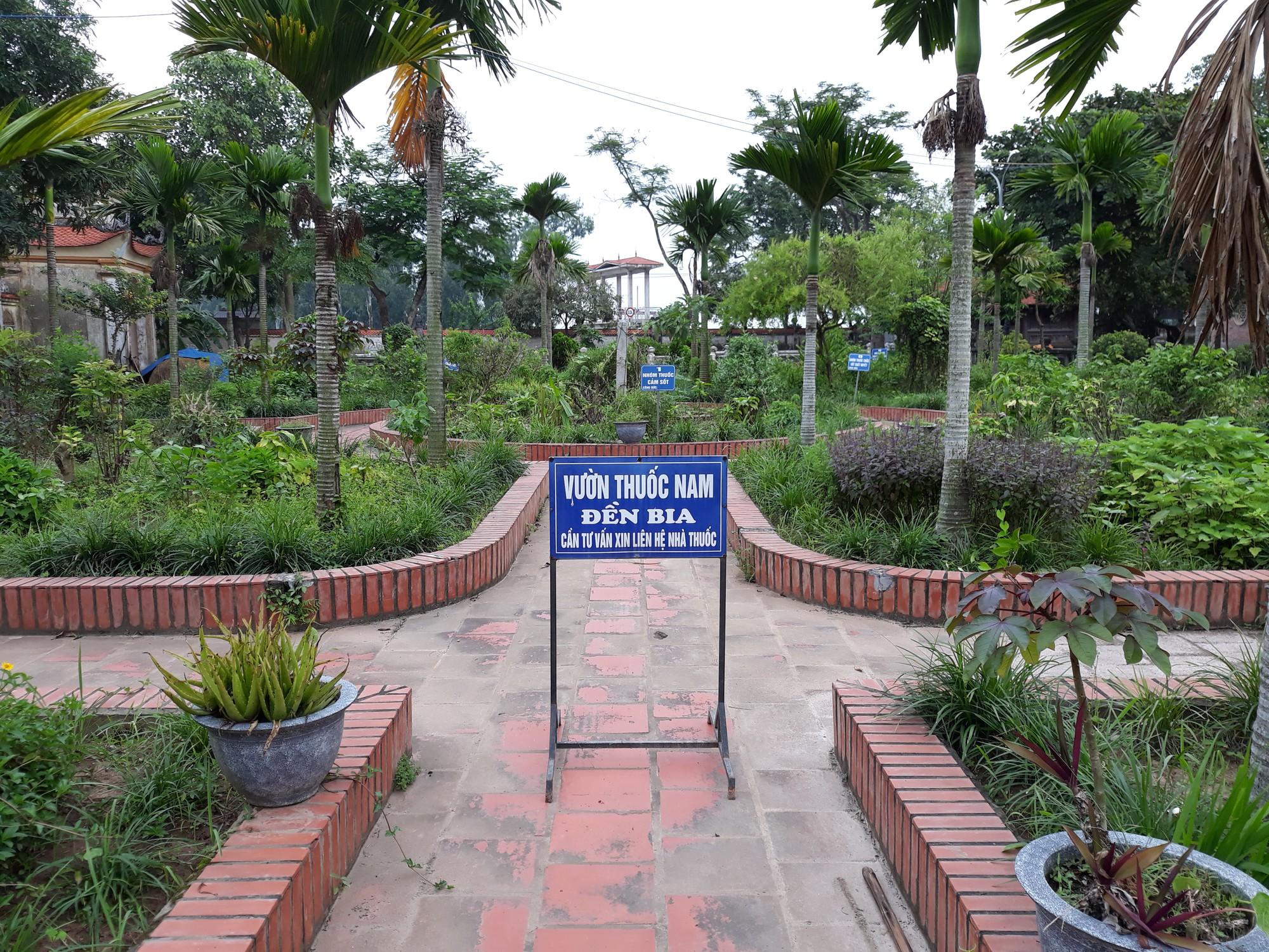 3-vườn-thuốc-nam-kiểu-mẫu-tại-đền-bia
