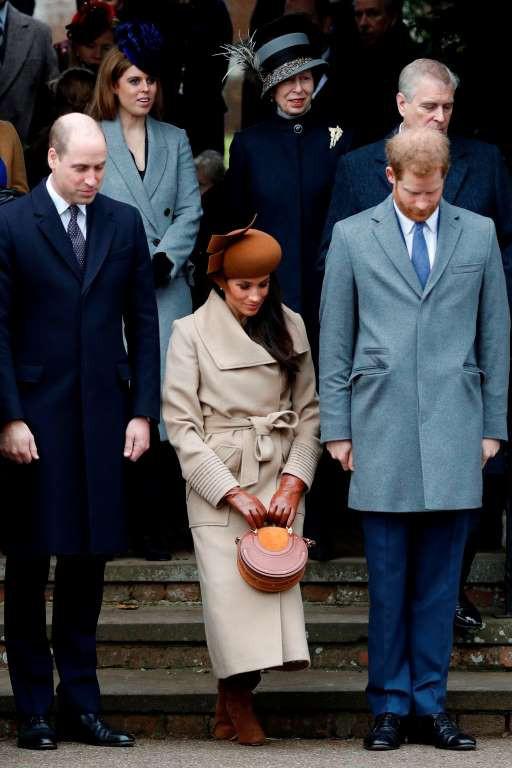 Những hình ảnh hiếm hoi cùng xuất hiện của 2 cặp đôi Hoàng gia William-Kate và Harry-Meghan - Ảnh 8.