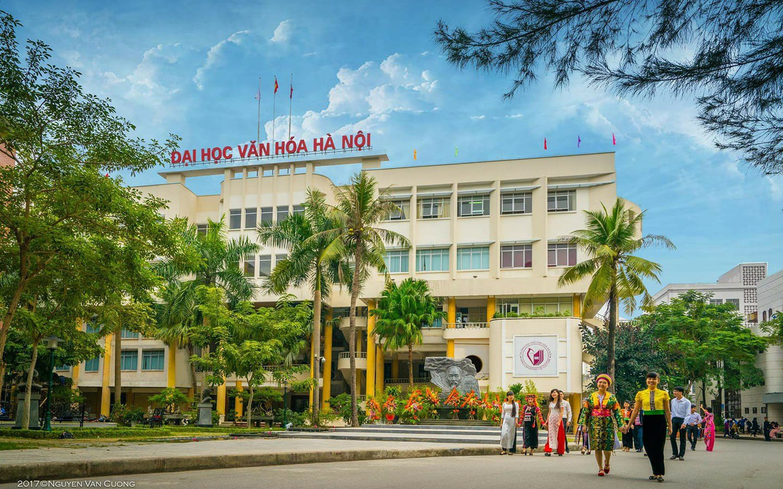 Trường Đại học Văn hóa Hà Nội công bố danh sách thí sinh trúng tuyển thẳng năm 2019