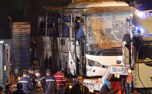 Tổng cục Du lịch đưa ra cảnh báo du khách Việt Nam đang ở Ai Cập tránh đến nơi đông người
