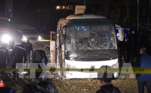 Tích cực hỗ trợ các nạn nhân trong vụ đánh bom tại Ai Cập - Ảnh 1.