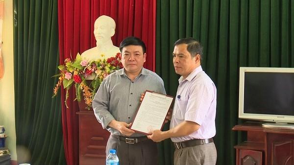 Phó Bí thư Thành ủy Bắc Kạn bị kỷ luật vì làm trái quy định của Nhà nước trong việc giao đất  - Ảnh 1.