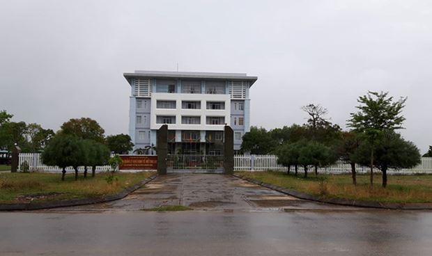 Bất ngờ Trưởng ban Khu kinh tế mở Chu Lai xin nghỉ việc - Ảnh 1.