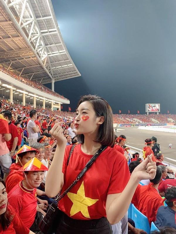 Sao Việt vui với chiến thắng của đội tuyển bóng đá Việt Nam vào chung kết AFF Cup - Ảnh 1.