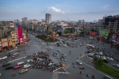 Phó Thủ tướng yêu cầu Hà Nội rà soát lại dự án quy hoạch sử dụng đất phường Ô Chợ Dừa - Ảnh 1.