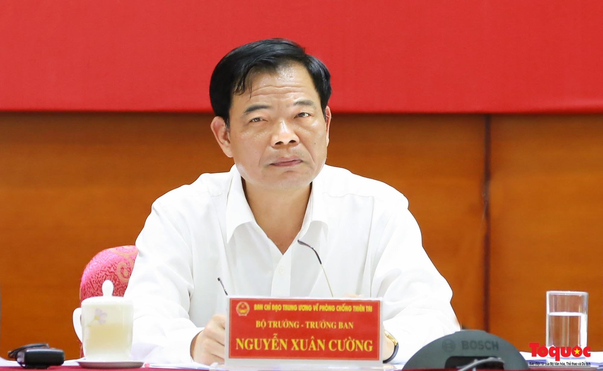 Bộ trưởng Nguyễn Xuân Cường: Nhìn lại thành quả vượt bậc của nông nghiệp Việt Nam với những con số ấn tượng nhất  - Ảnh 1.