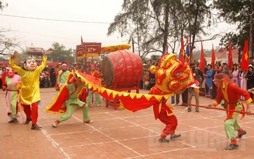 Bắc Giang: Tăng cường công tác quản lý và tổ chức lễ hội năm 2019 - Ảnh 1.