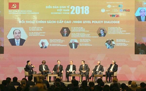 Diễn đàn Kinh tế Việt Nam 2019 sẽ bàn về thách thức của các Hiệp định CPTPP, EVFTA  - Ảnh 1.
