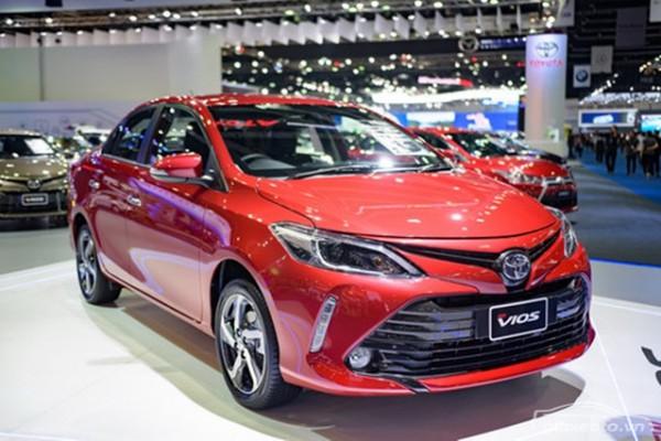 Toyota Vios tiếp tục trở thành mẫu xe hút khách nhất tại Việt Nam năm 2018 - Ảnh 1.