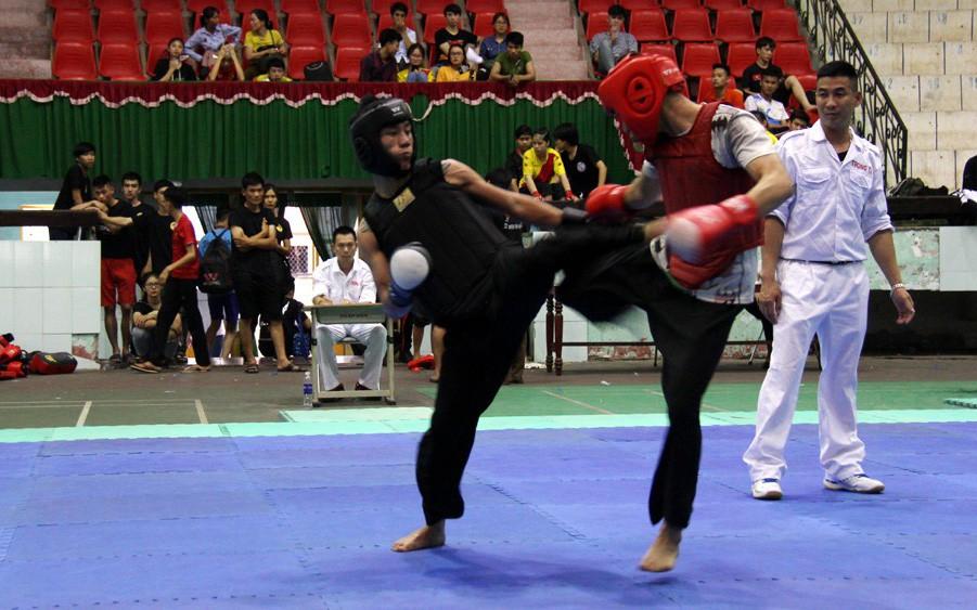 Giải Vô địch võ thuật tỉnh Bắc Giang năm 2019