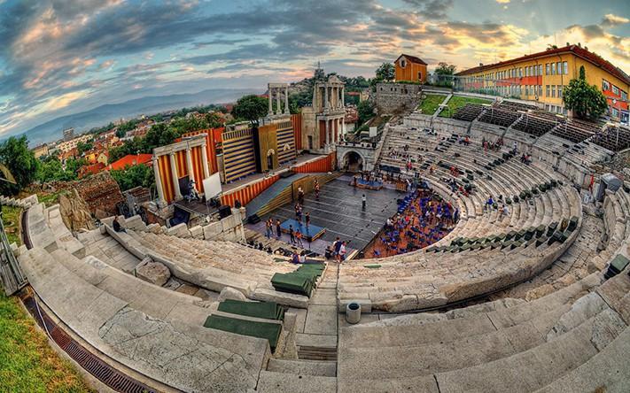 Khám phá một Plovdiv được xướng danh