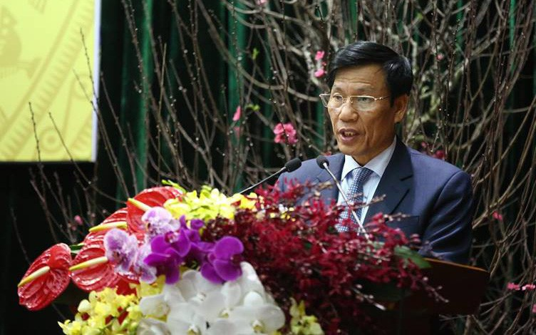 """Thành tích của đội tuyển Việt Nam là """"điểm sáng"""" của ngành VHTTDL năm 2018"""