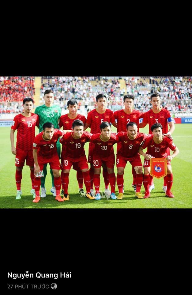 Các cầu thủ Việt Nam khẳng định: Anh sẽ về nhưng không phải hôm nay - Ảnh 6.