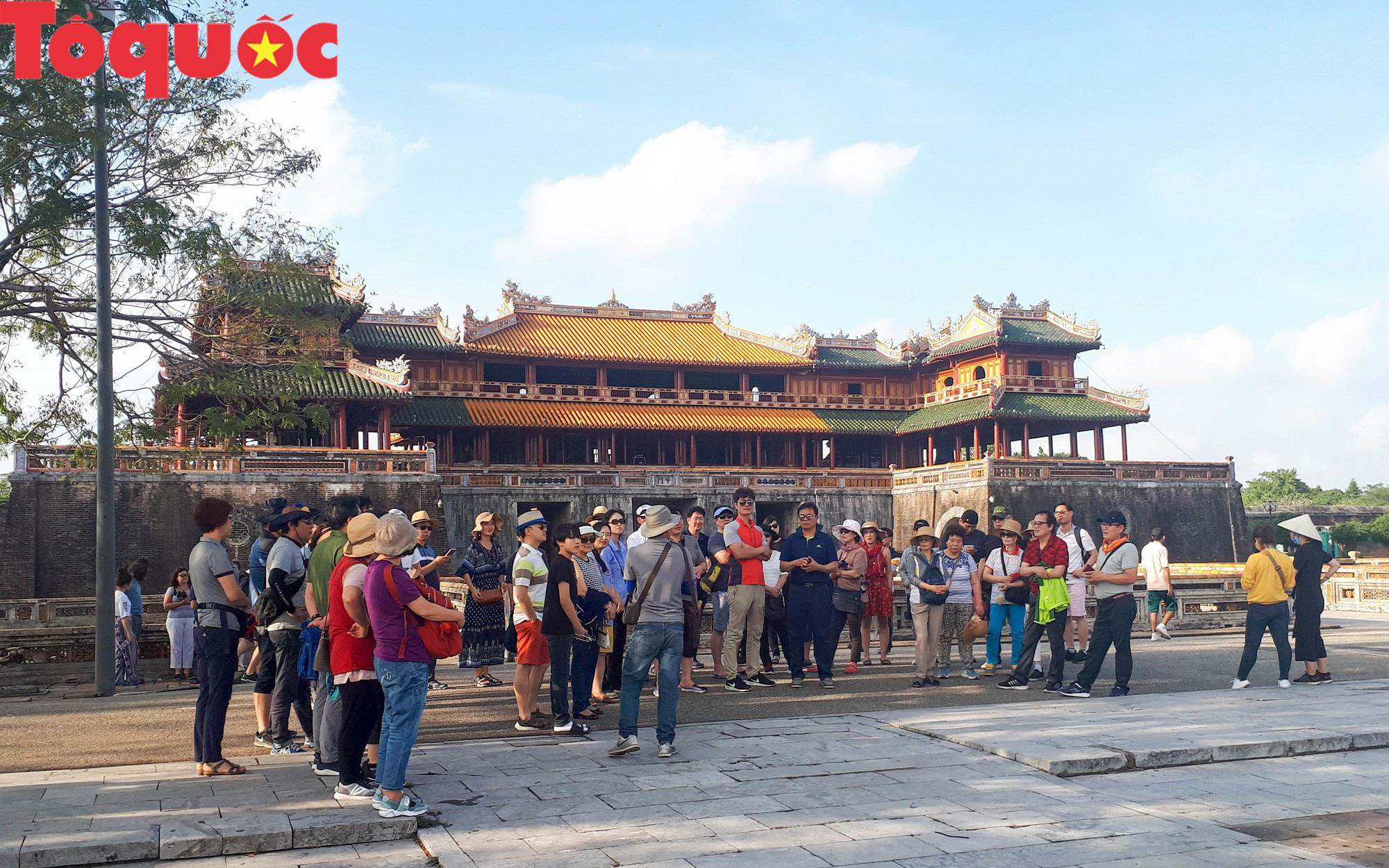 Ngành du lịch Thừa Thiên - Huế năm 2018 đã có nhiều bứt phá