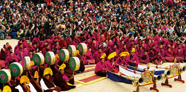 Đậm đà hương vị tết cổ truyền đón năm mới khắp châu Á - Ảnh 8.