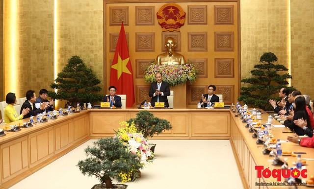 Phó Thủ tướng Vương Đình Huệ: Tôi thấy tự hào khát vọng Việt Nam, tình đoàn kết của người Việt phát huy hơn bao giờ hết - Ảnh 2.