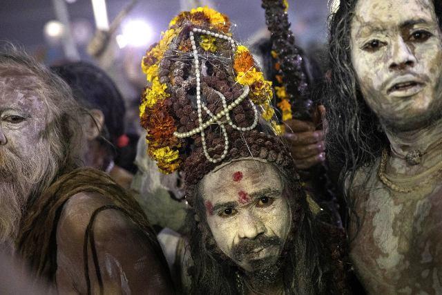 Độc đáo Lễ hội Kumbh Mela ở Ấn Độ 2019 - Ảnh 2.
