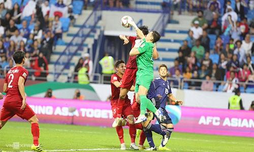 Bộ trưởng Nguyễn Ngọc Thiện khen ngợi tinh thần thi đấu của đội tuyển Việt Nam - Ảnh 1.