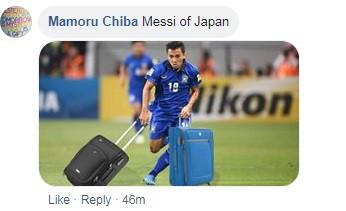 Trước giờ quyết đấu, cổ động viên châu Á mong Nhật Bản xách vali về nước - Ảnh 4.