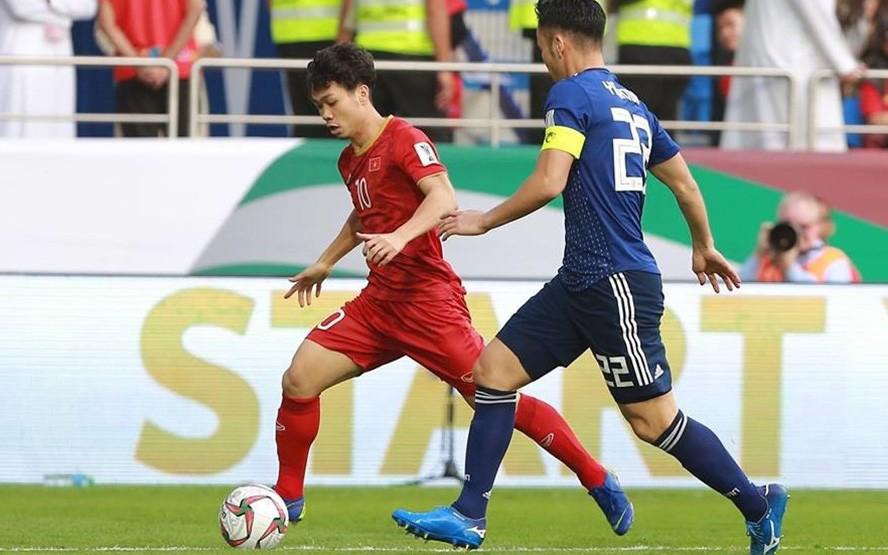 Thua Nhật Bản trên thế thắng, các cầu thủ Việt Nam vẫn là những chiến binh quả cảm trong lòng người hâm mộ.