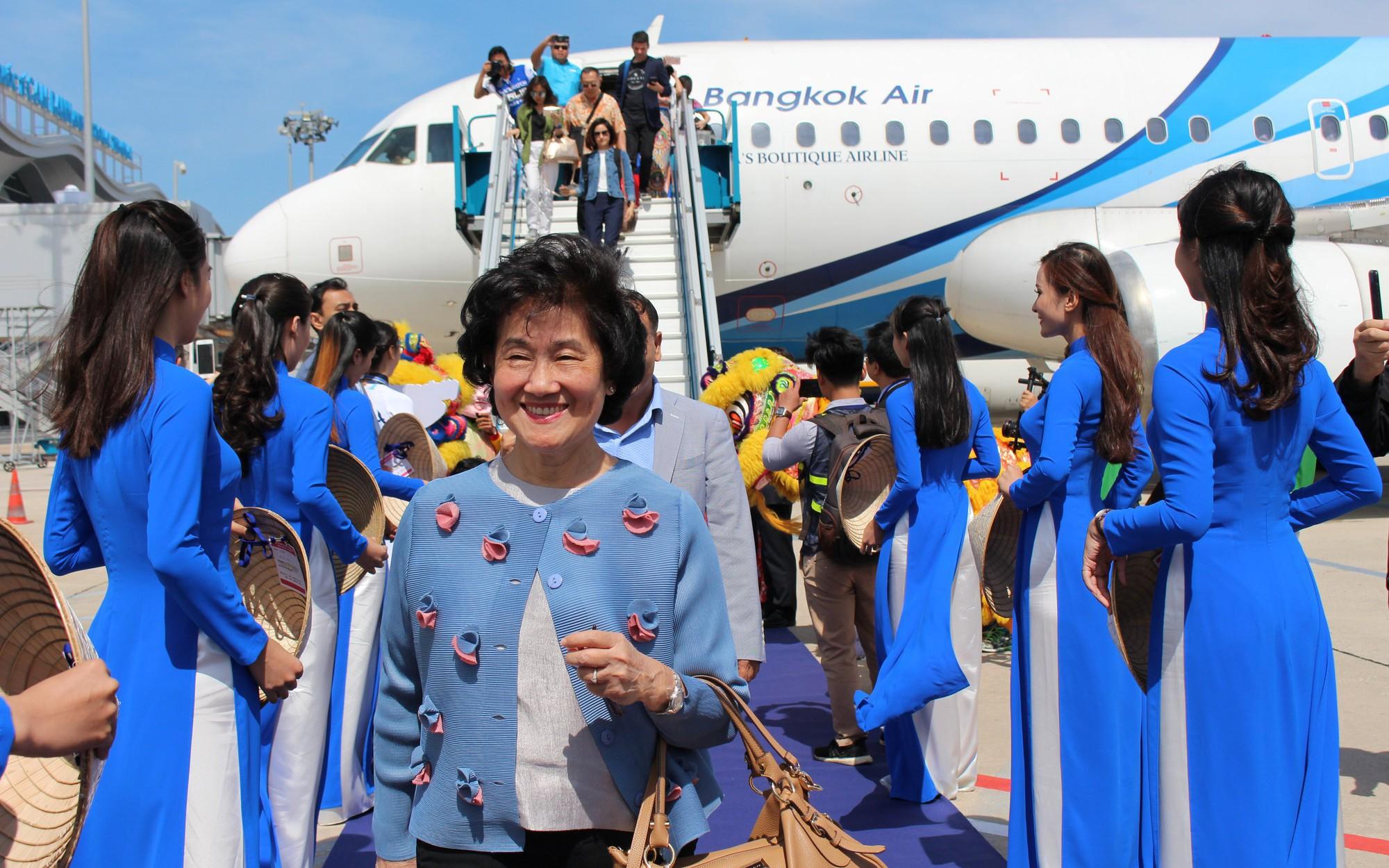 Khánh Hoà đón hơn 140 hành khách từ sân bay quốc tế Suvarnabhumi