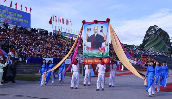 Lâm Đồng phấn đấu 35% dân số tập luyện thể dục thể thao trong năm 2019 - Ảnh 1.