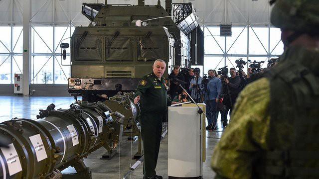 Di sản tên lửa Chiến tranh Lạnh Nga – Mỹ áp sát bờ vực? - Ảnh 1.