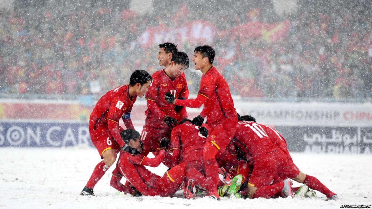 Năm 2018: Thế giới đánh giá lên ngôi bóng đá Việt Nam và bước ngoặt thể thao Việt Nam tại ASIAD - Ảnh 2.