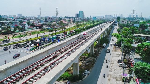 Bộ Chính trị duyệt mức đầu tư hơn 95.000 tỷ cho hai tuyến metro ở TP HCM - Ảnh 1.