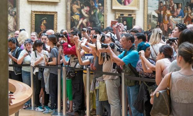 Bí quyết hút du khách cao kỷ lục tới Bảo tàng Louvre của Pháp năm 2018 - Ảnh 1.