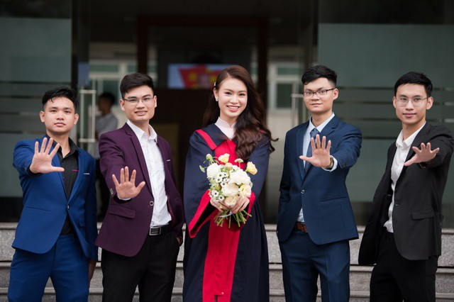 """""""Cô gái vàng"""" của """"làng"""" Hoa hậu Việt Nam tốt nghiệp ĐH Ngoại thương loại xuất sắc - Ảnh 10."""