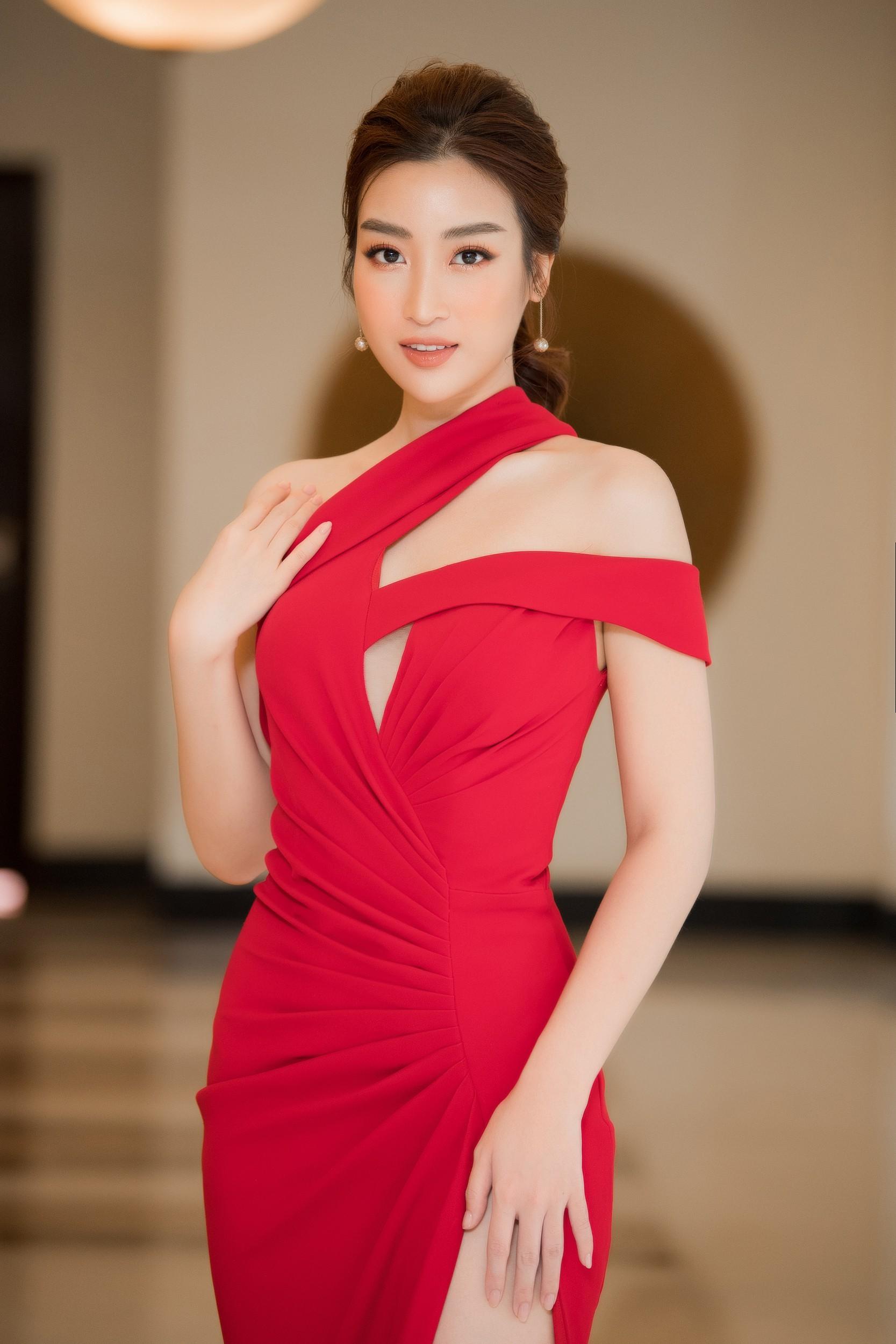 """Á hậu Tường San, Huyền My cùng """"động váy"""" tại sự kiện - Ảnh 1."""