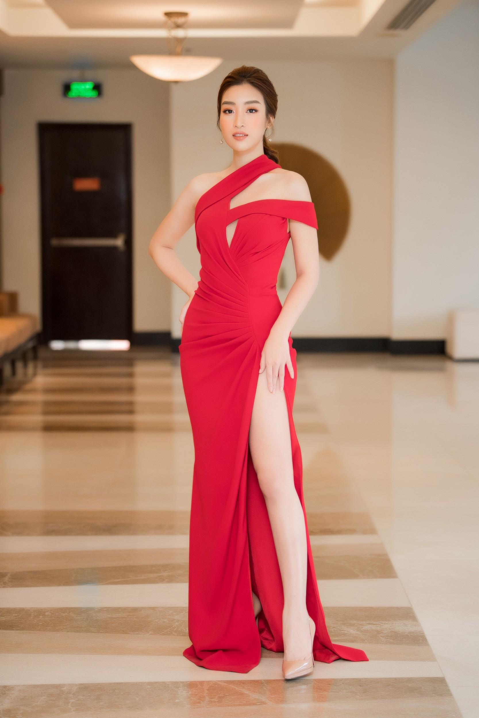 """Á hậu Tường San, Huyền My cùng """"động váy"""" tại sự kiện - Ảnh 2."""