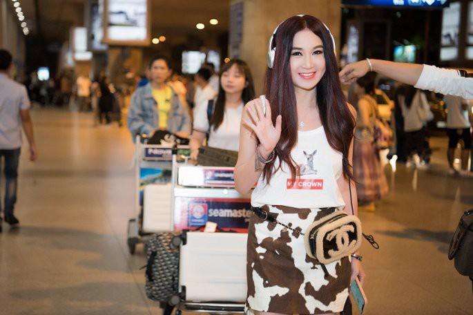 'Phan Kim Liên gợi cảm nhất màn ảnh' Ôn Bích Hà được các mỹ nam Việt chào đón - Ảnh 5.