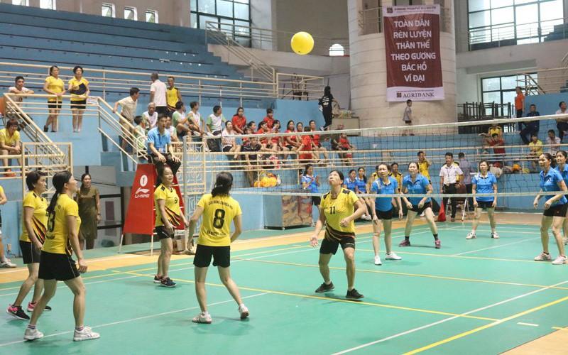 Thái Nguyên phát triển mạnh phong trào thể dục, thể thao quần chúng