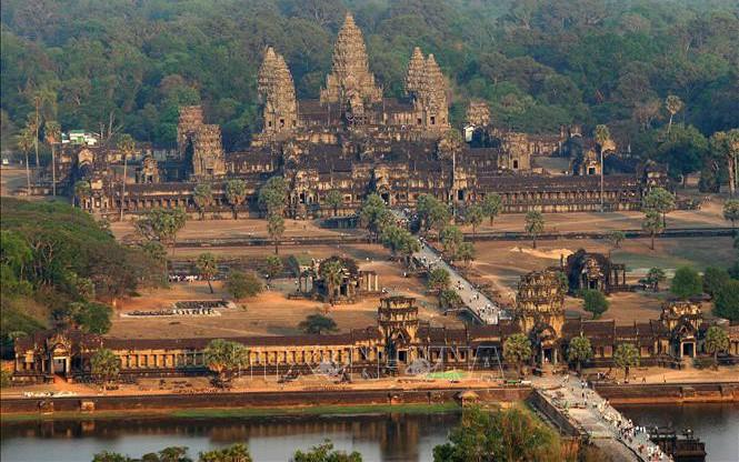 Campuchia nằm trong Top 20 điểm du lịch đáng đến nhất năm 2020
