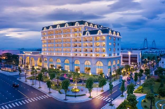 Khai trương Vinpearl Hotel Rivera Hải Phòng - Ảnh 1.