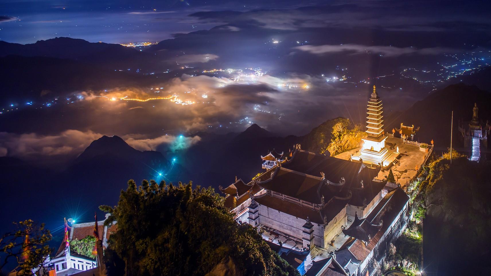 """Ngẩn ngơ trước thiên nhiên kỳ vĩ ở """"Điểm đến du lịch hấp dẫn hàng đầu Việt Nam năm 2019"""" - Ảnh 1."""