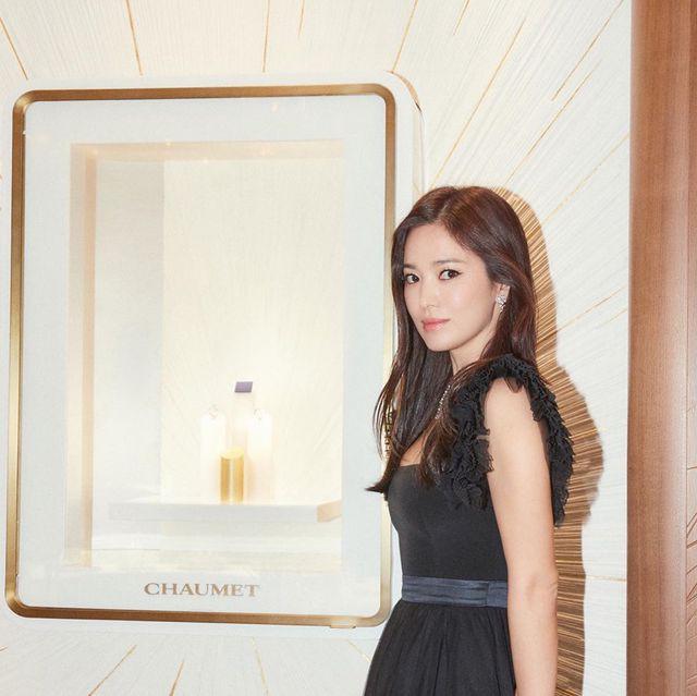 """Cận cảnh gương mặt """"mộc"""" đẹp nhất xứ Hàn của Song Hye Kyo - Ảnh 7."""