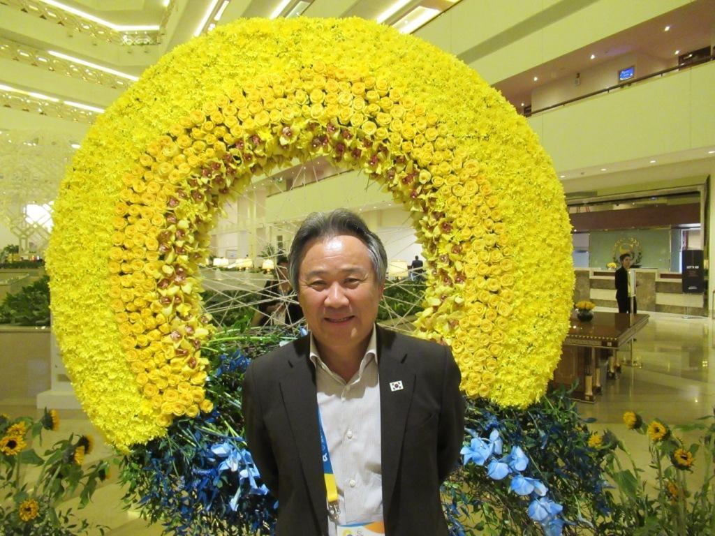 Hội đồng Olympic châu Á tự hào về sự lớn mạnh của Đại hội thể thao bãi biển - Ảnh 1.
