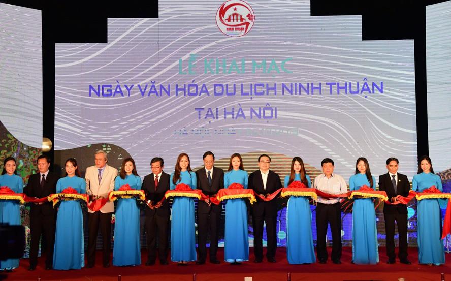 Khám phá Ngày Văn hóa, Du lịch Ninh Thuận giữa lòng Hà Nội - Ảnh 1.