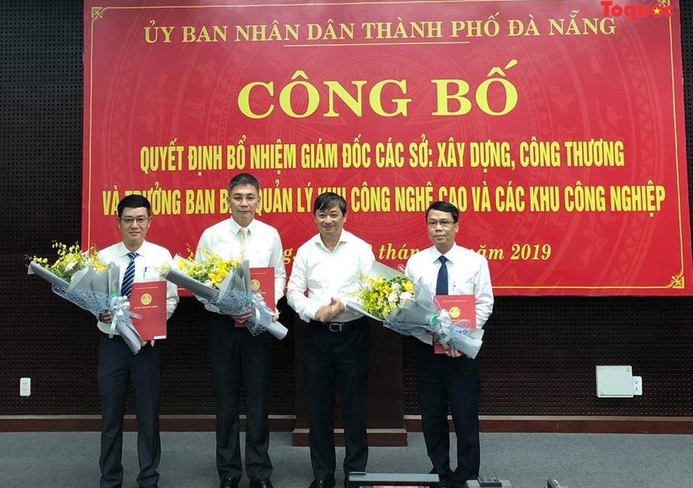 Đà Nẵng có tân Giám đốc Sở Công Thương