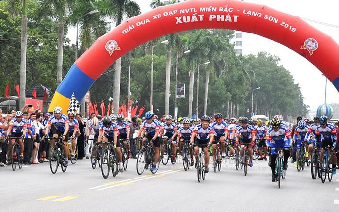 Giải đua xe đạp Nối vòng tay lớn miền Bắc – Lạng Sơn 2019