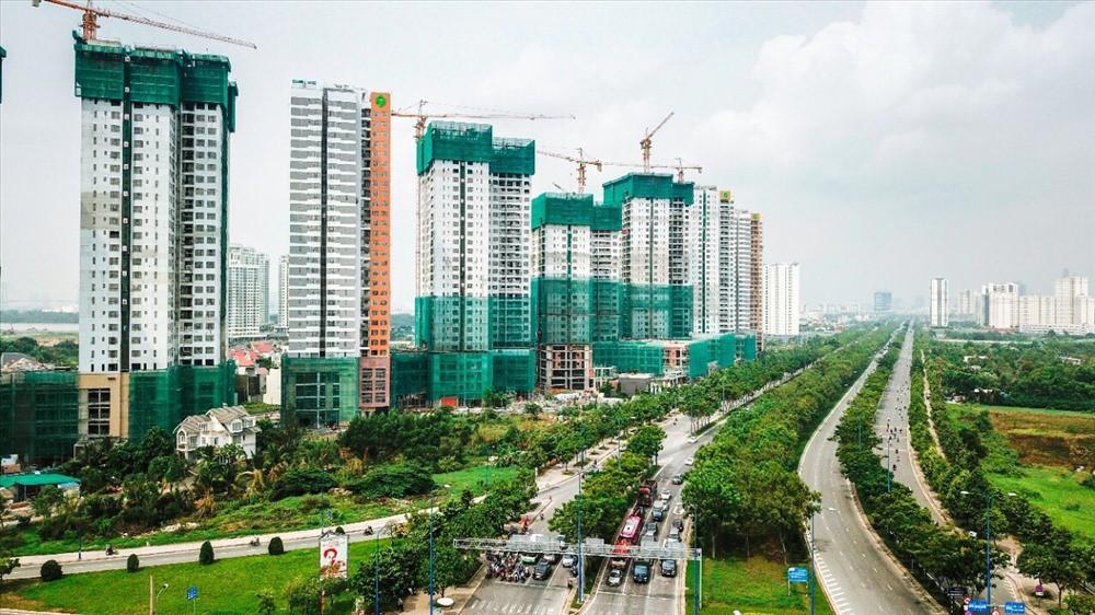 5 năm bùng nổ của thị trường bất động sản TP.HCM và những diễn biến bất ngờ - Ảnh 1.