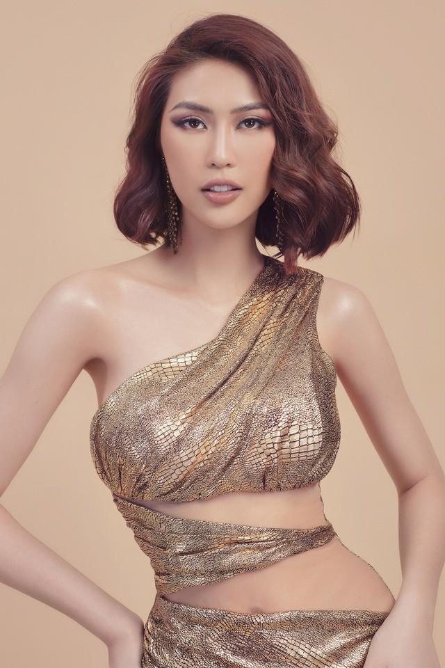 Tường Linh phản ứng khi bị chỉ trích lấy chuyện tình cảm PR tại Miss Universe Vietnam - Ảnh 3.